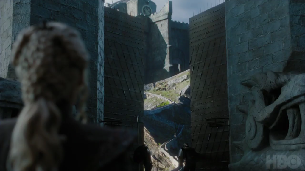 Dragonstone Gates Open