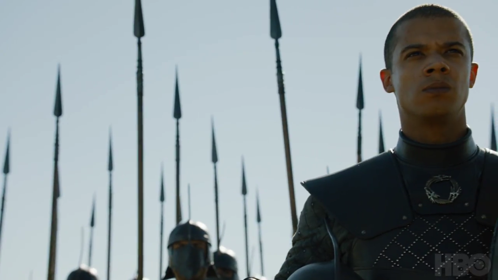 Grey Worm is Ready!
