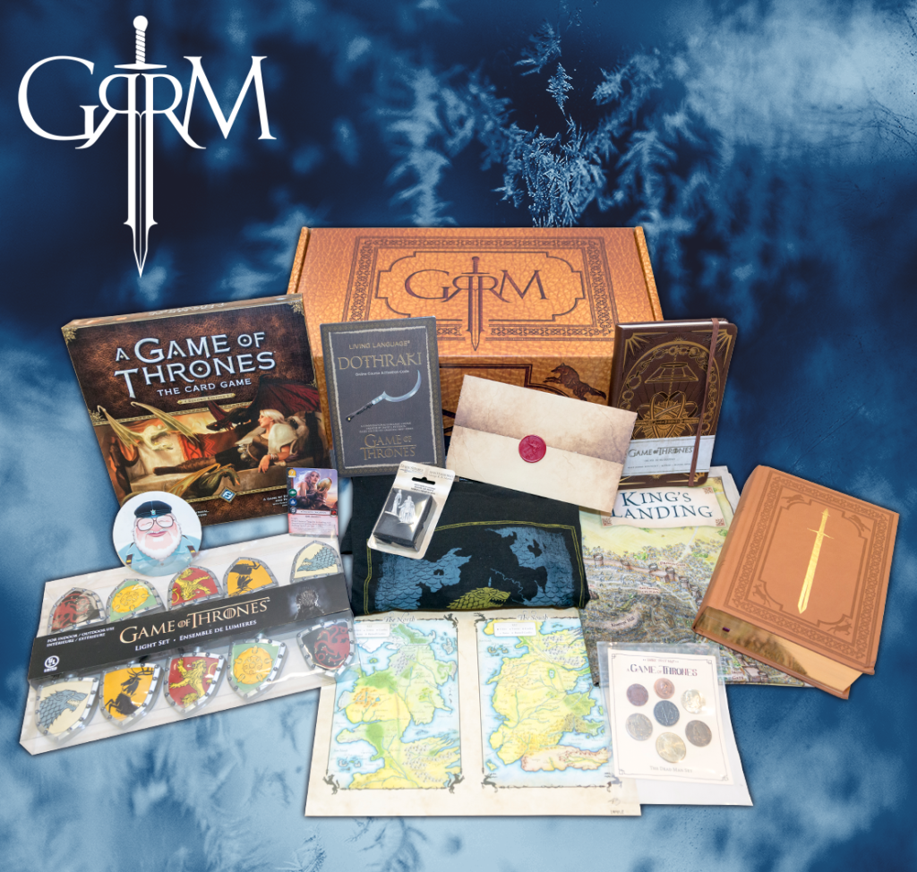 GRRM Box Limited Edition