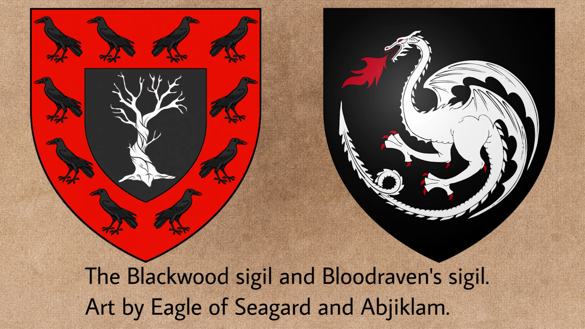 Abjiklam & Eagle of Seagard