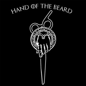 Hand of the Beard Lady Suzanne Sinistral