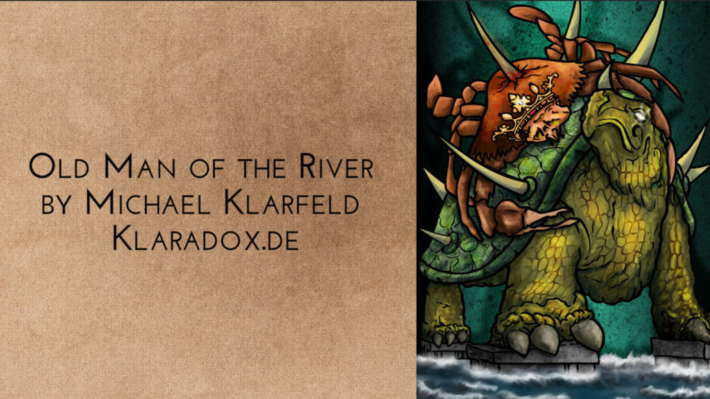 Old Man of the River by Klaradox