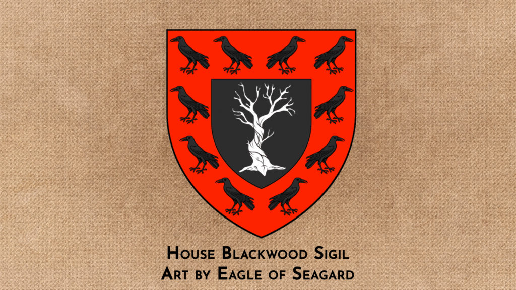 House Blackwood sigil