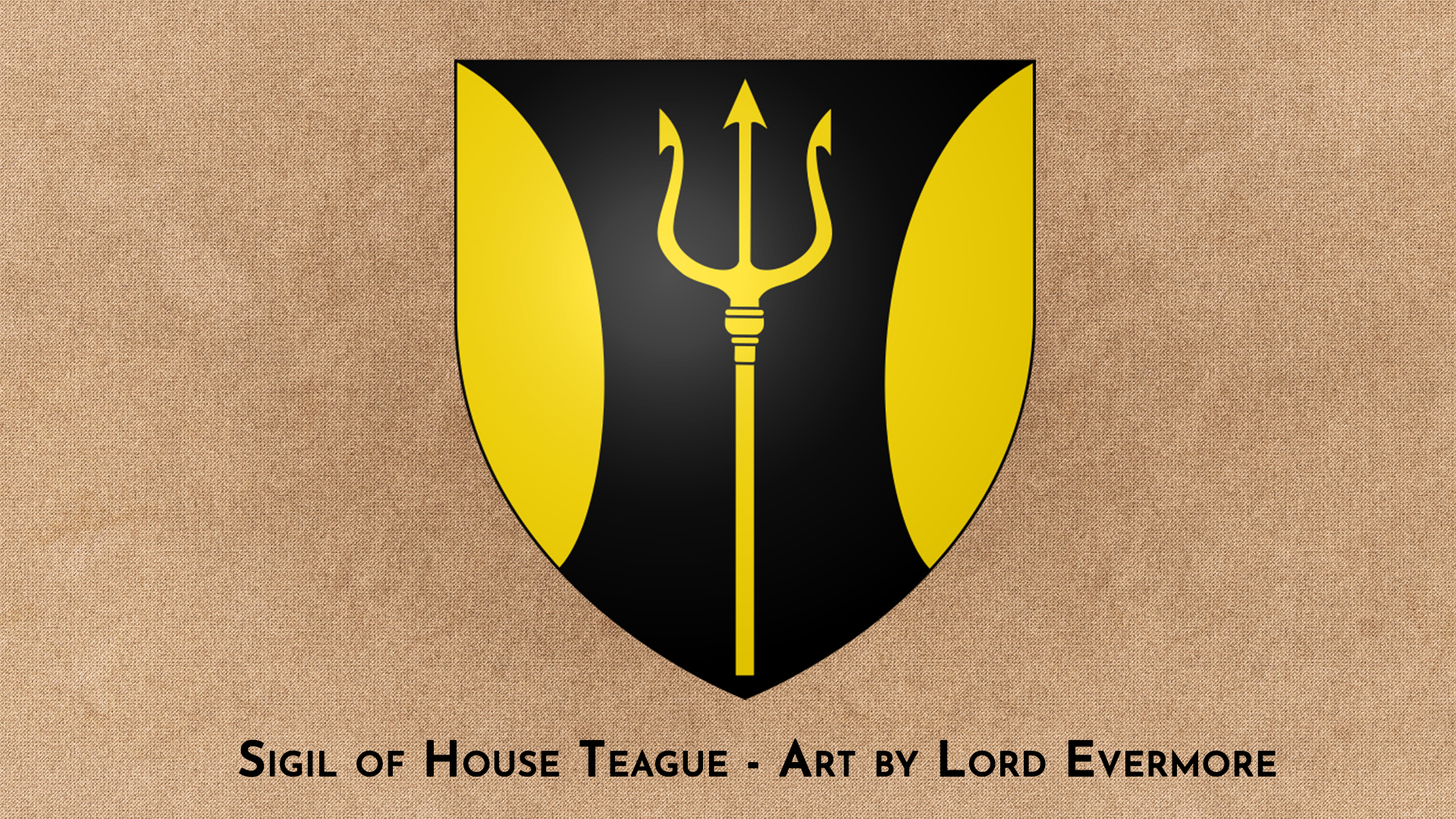 House Teague sigil by Lord Evermore