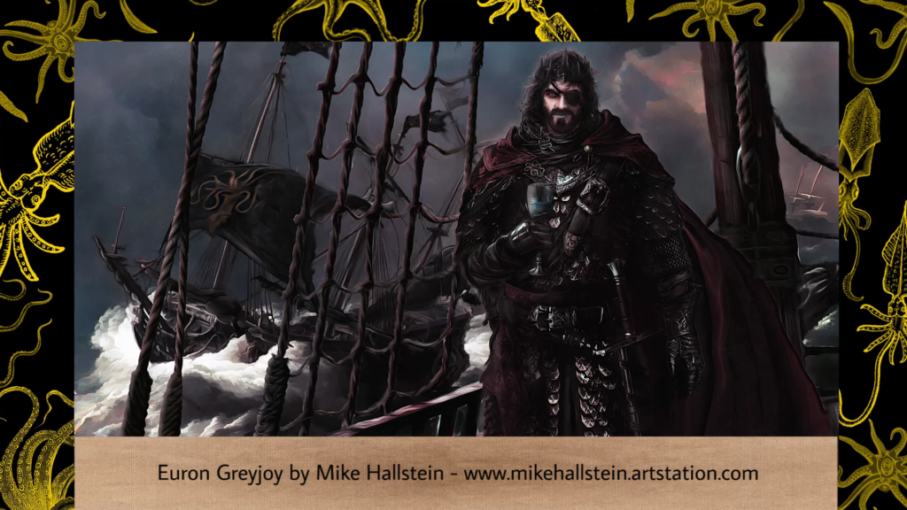 Euron by Mike Hallstein