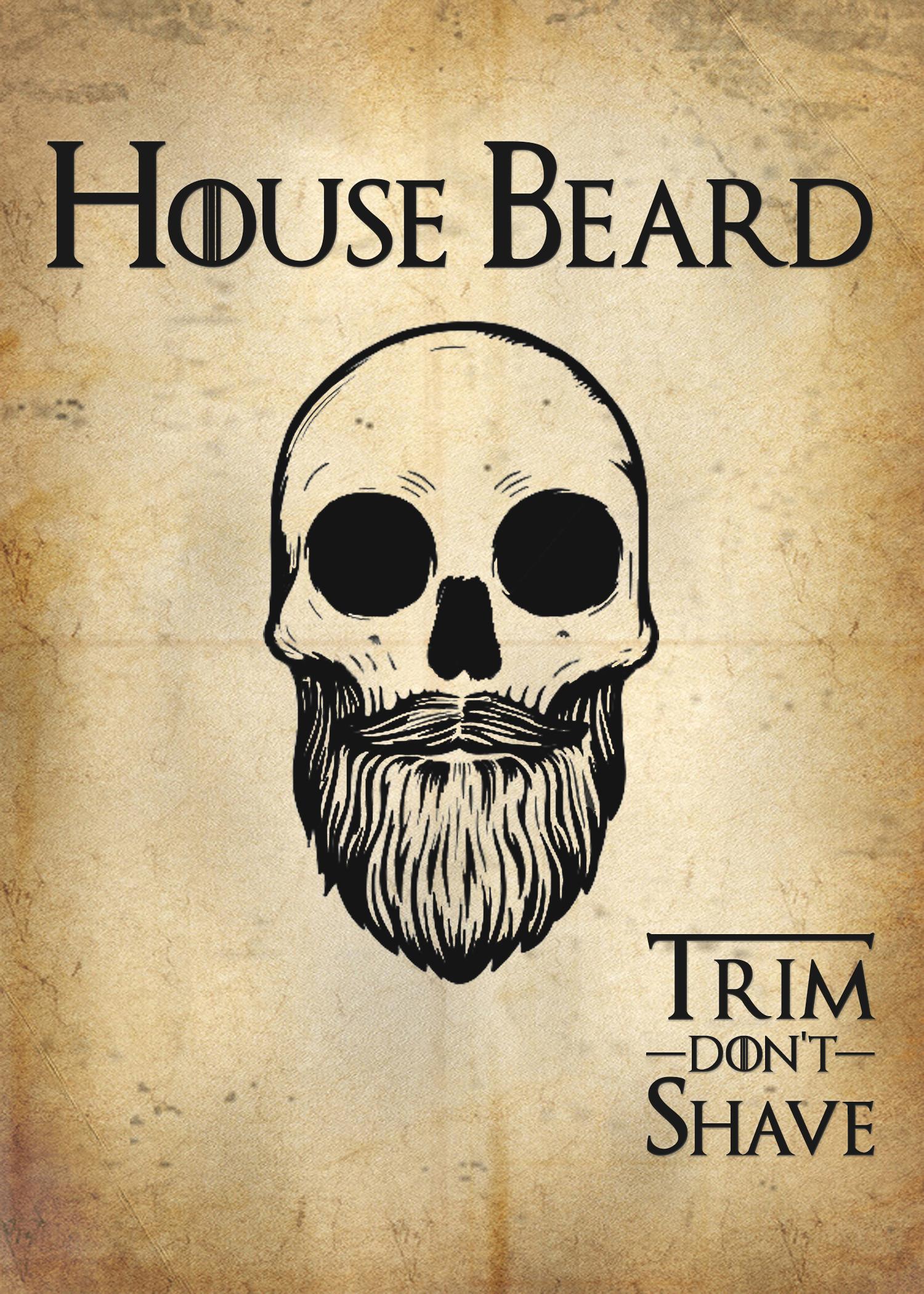 House Beard sigil