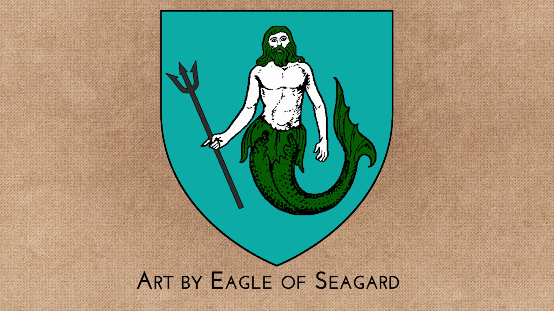 Manderly Sigil by Eagle of Seagard