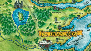 King's Landing and Harrenhal
