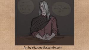 Bloodraven by Eliyadoodles