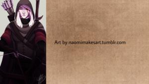 Bloodraven by NaomiMakesArt
