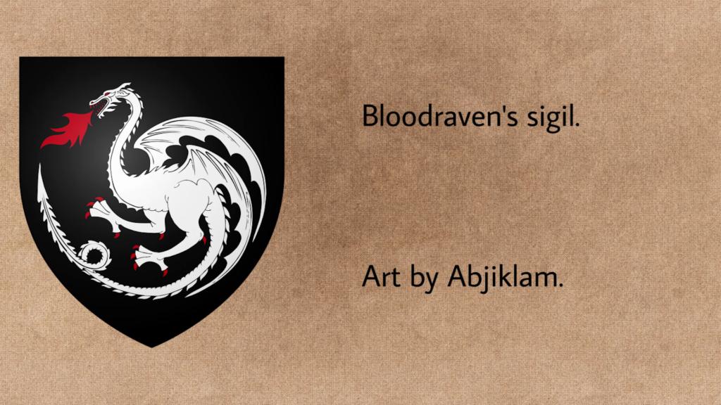 Bloodraven's sigil by Abjiklam