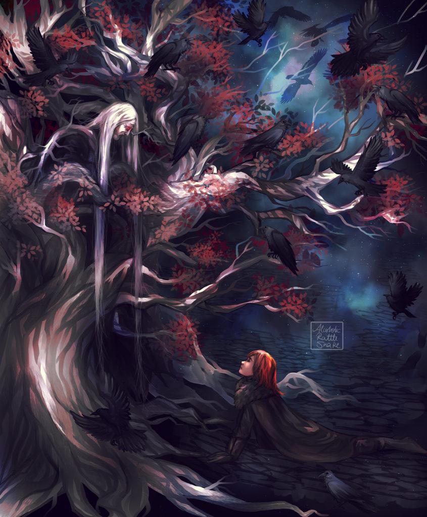 Bloodraven by Luciferys