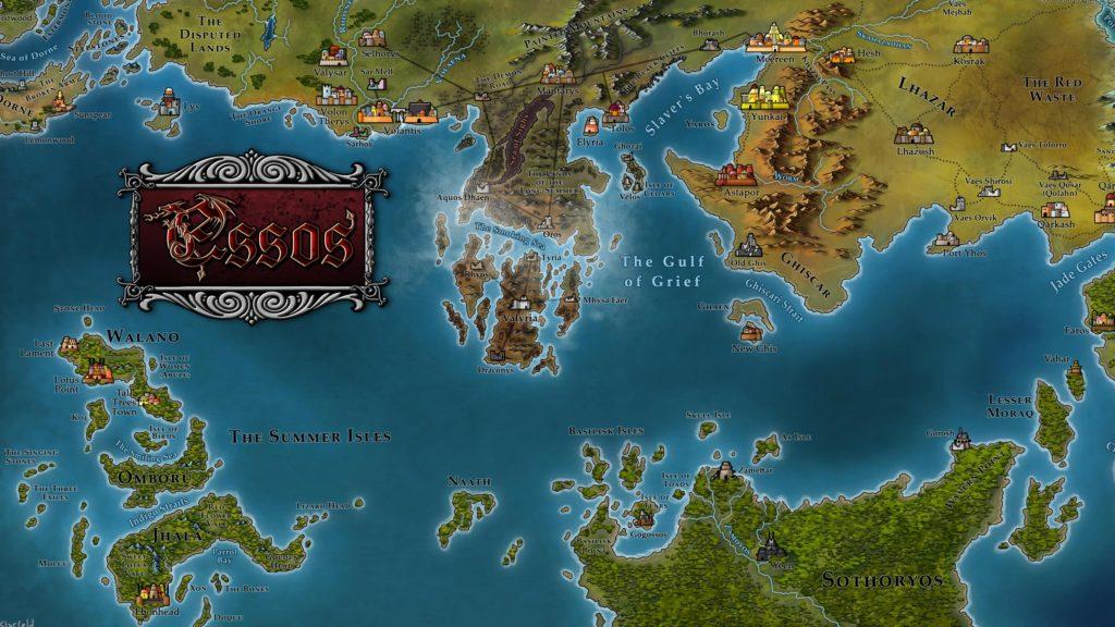 Nymeria's Journey